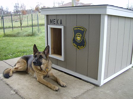 Garage Plans With a Dog Kennel at family home plans