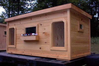 Dog House Plans - Trusted and Proven Dog Houses