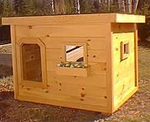 woodworking plans dog house